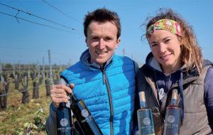 Domaine Arica : le bonheur est dans les vignes