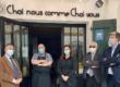 Victoire pour le collectif « Resto Ensemble » face à Axa