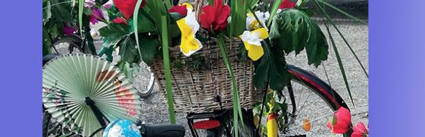 Marché aux fleurs et aux plantes à Montamer