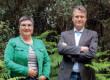 Luc Clément-Colas et Judith Hébert s'engagent autour des valeurs vertes et humanistes