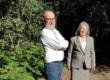 Michel Merlin et Marie-Françoise de Lacoste- Lareymondie, un binôme avant tout politique