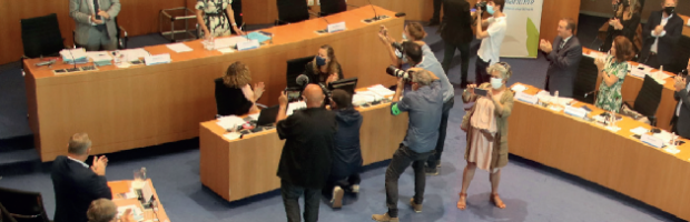 Sylvie Marcilly succède à Dominique Bussereau