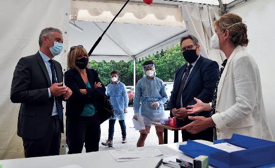 Des contaminations élevées en Charente-Maritime
