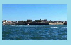 Saint-Martin : mobilisation autour du port